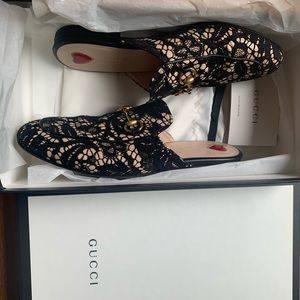 Gucci Princetown Slide slippers